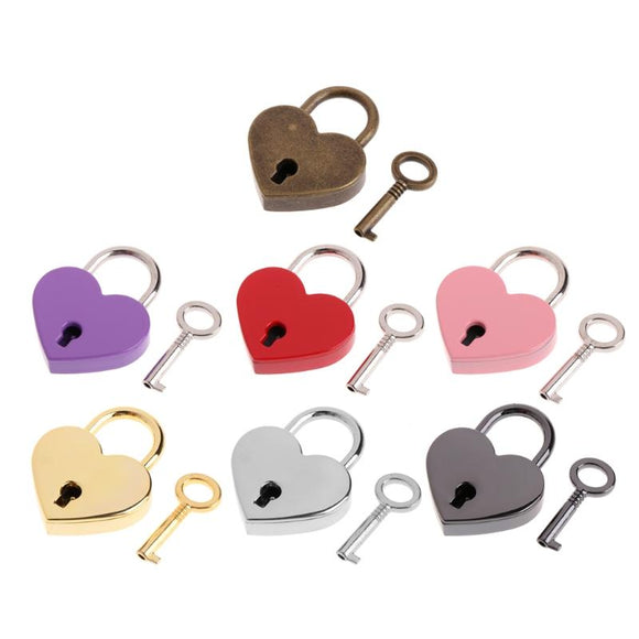 Mini Archaize Padlocks Key Lock With key