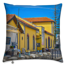 Load image into Gallery viewer, Faro's Cultural Center Pillow