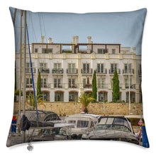 Load image into Gallery viewer, Vilamoura Marina Pillow