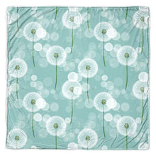 Load image into Gallery viewer, Dandelion Wish Throw Blanket