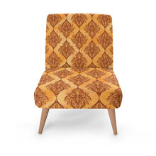 Load image into Gallery viewer, Sun-Kissed Lotus Pattern Chair