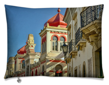 Load image into Gallery viewer, Loule's Municipal Market Pillow