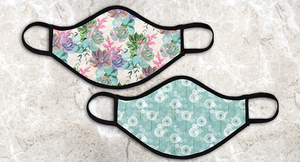 Simply Zen Masks - 2 Pack
