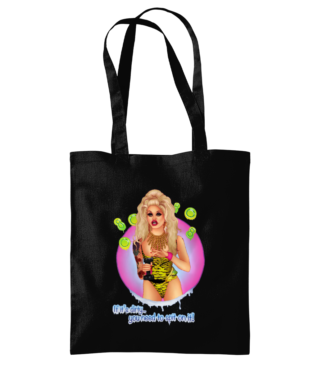 Megan Schoonbrood - If It's Dirty Tote Bag