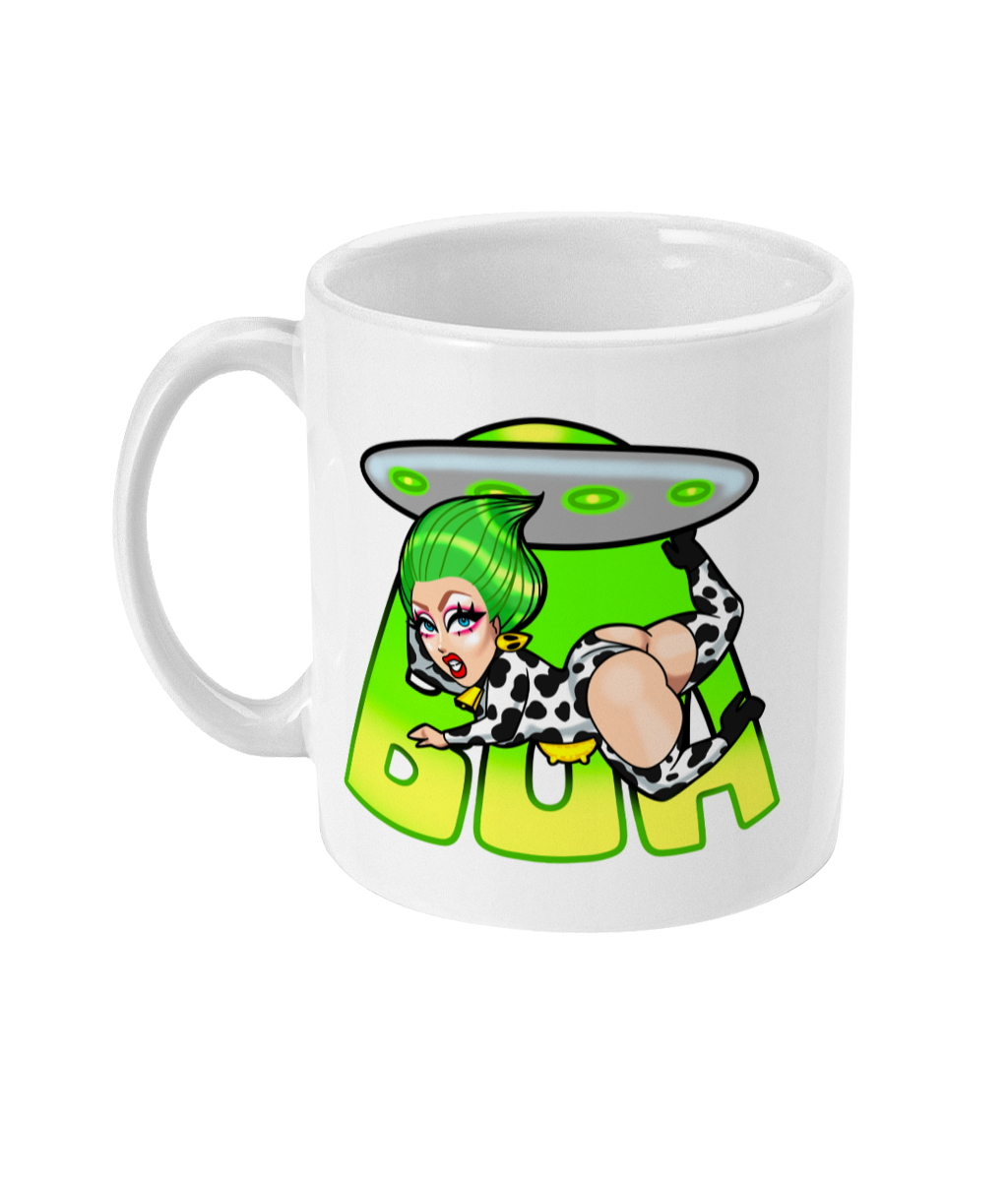 BOA - Beam Me Up Mug - SNATCHED MERCH