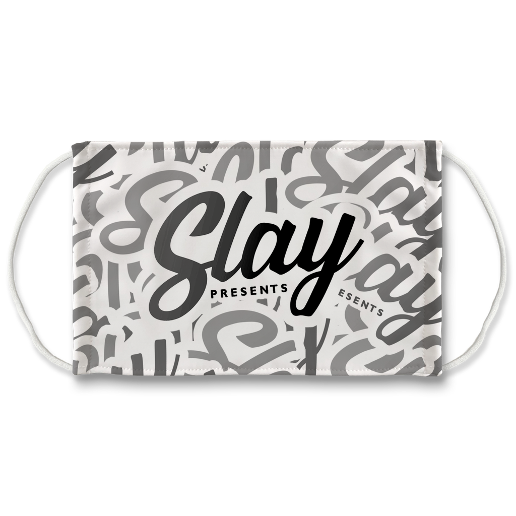 Slay! Presents Black Face Mask - SNATCHED MERCH