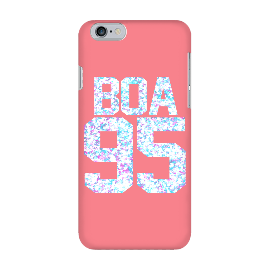 BOA - 95 Pink Phone Case - SNATCHED MERCH