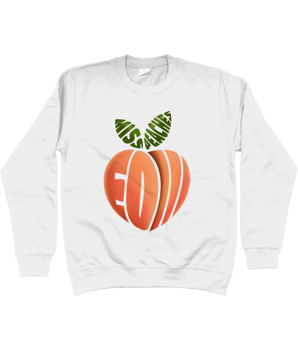 Miss Peaches - EOI Sweatshirt - SNATCHED