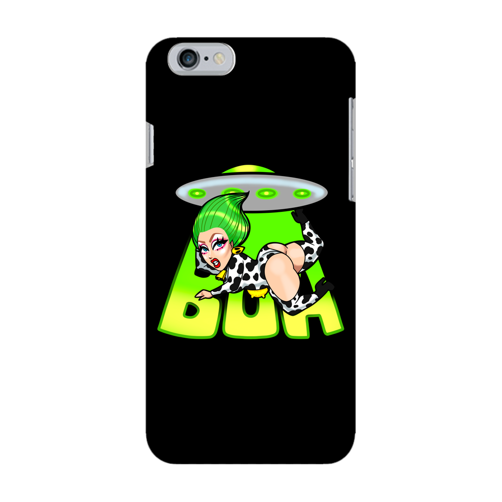 BOA - Beam Me Up Black Phone Case - SNATCHED MERCH