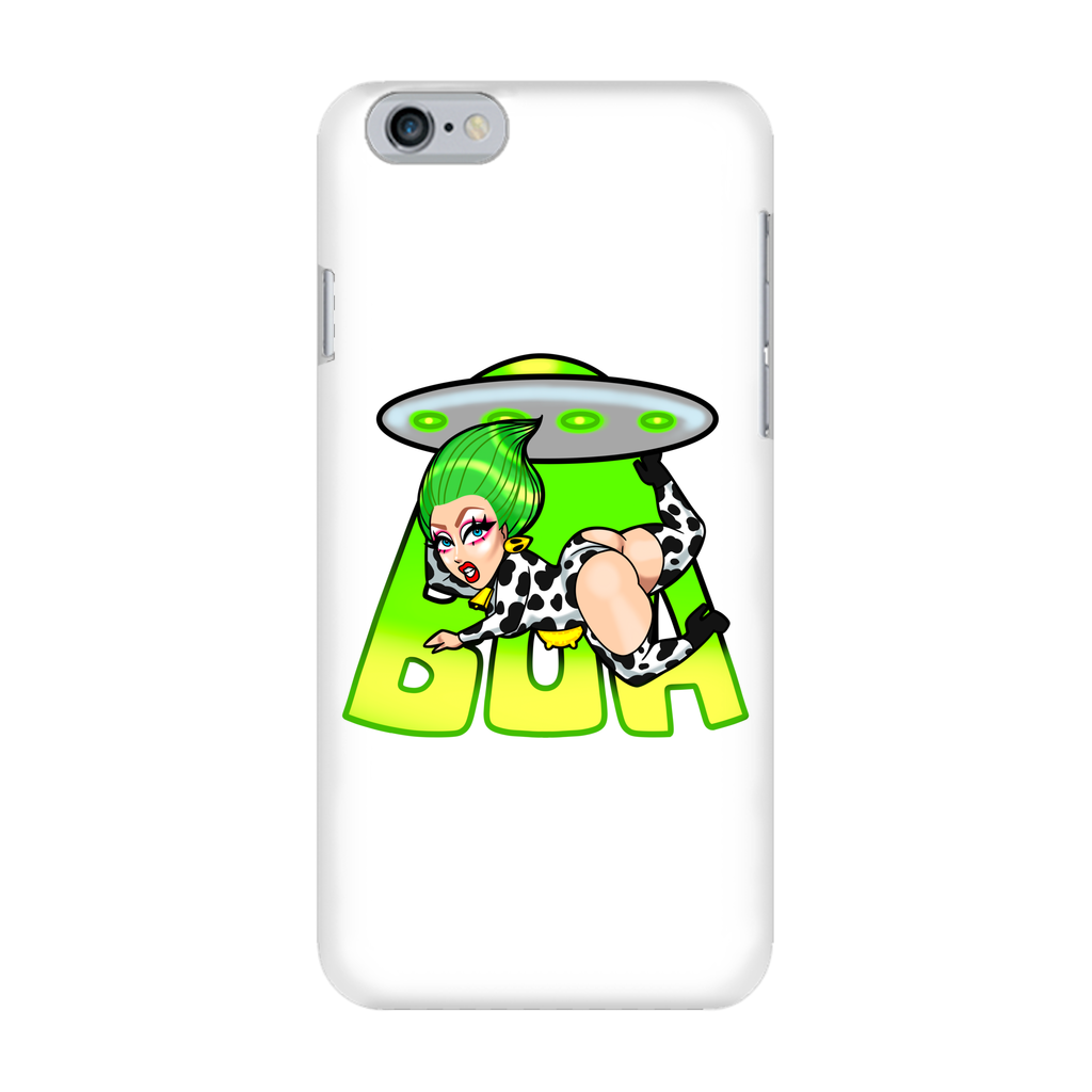 BOA - Beam Me Up White Phone Case - SNATCHED MERCH