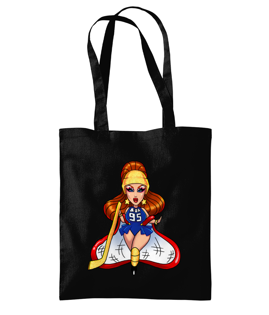 BOA - Hockey Queen Of The North Tote Bag - SNATCHED MERCH