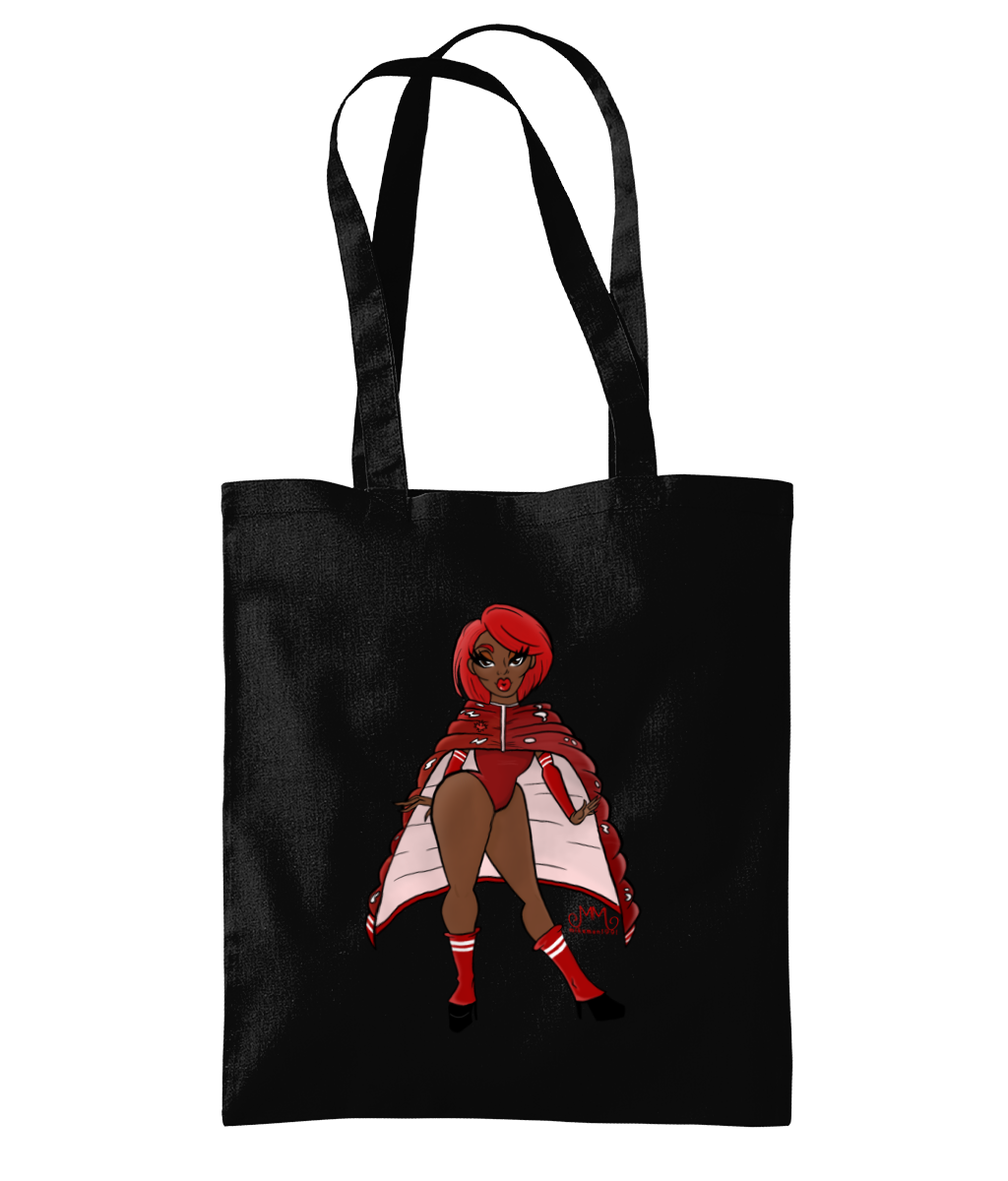 Anastarzia Anaquway - Starzy x Moncler - Canuck Couture Tote Bag