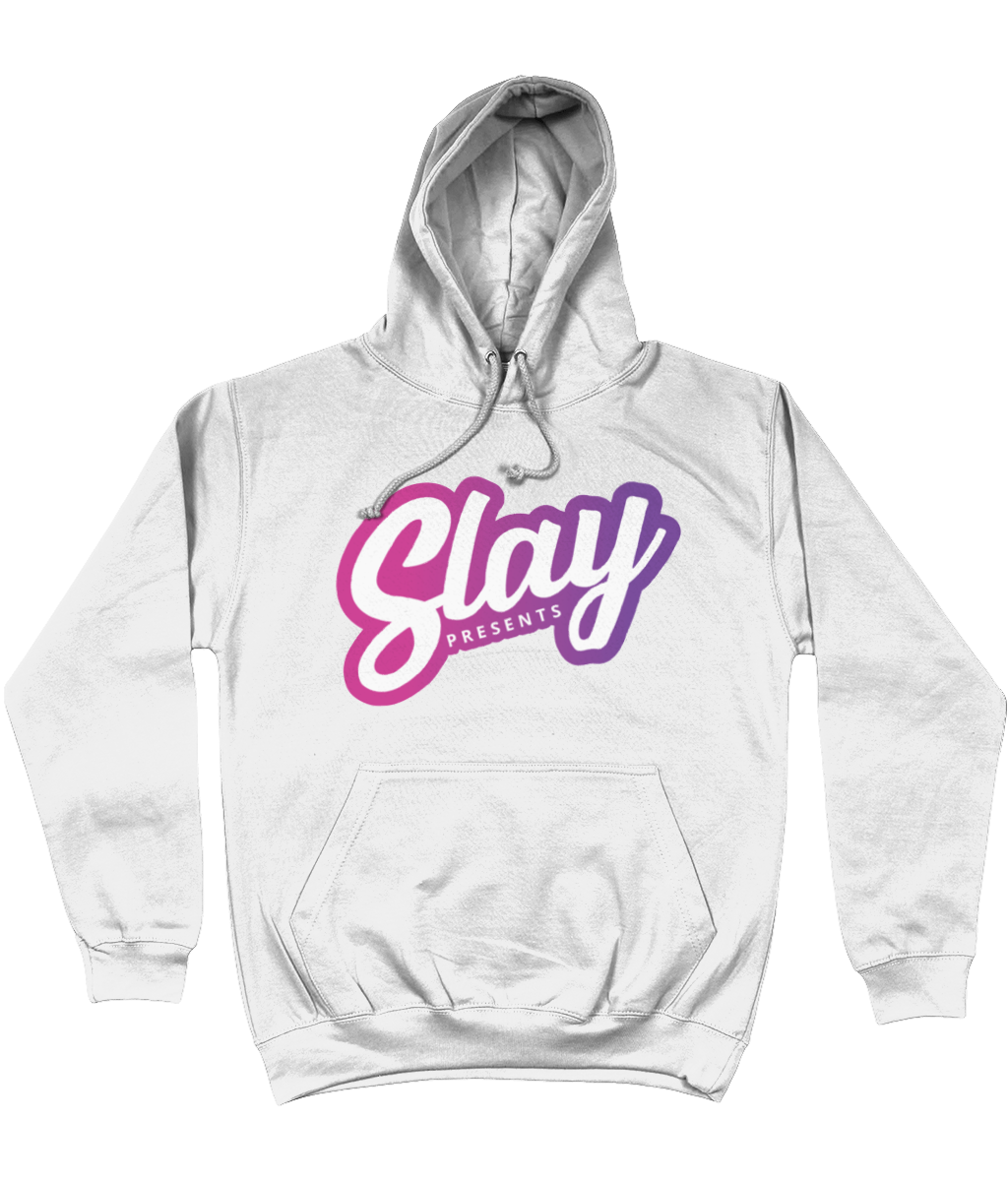 Slay! Presents Hoodie - SNATCHED MERCH
