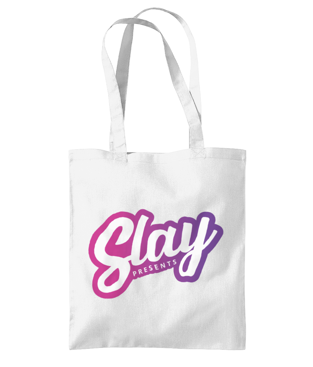 Slay! Presents Tote Bag - SNATCHED MERCH