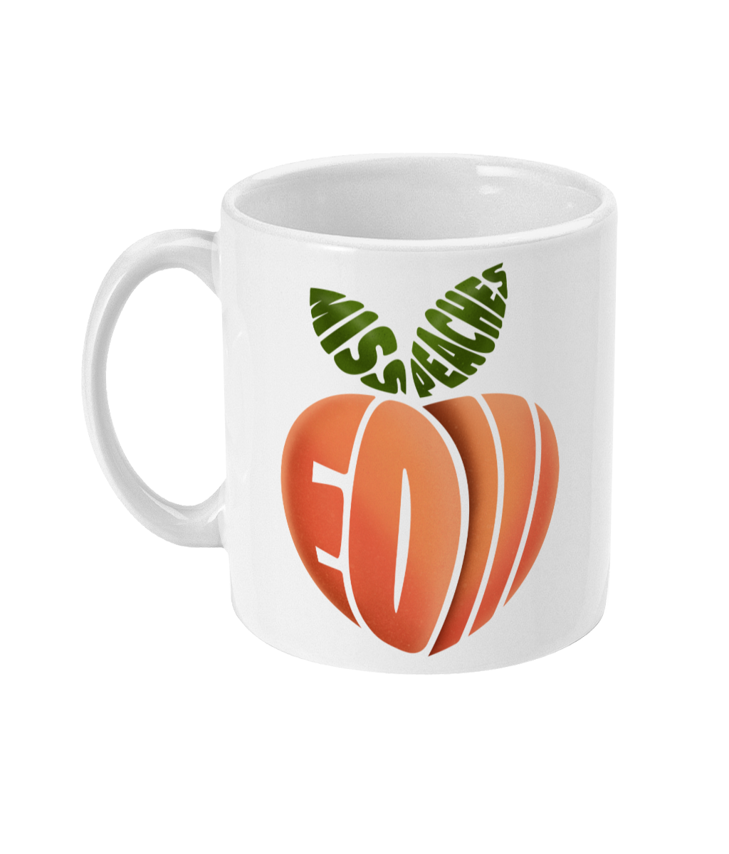 Miss Peaches - EOI Mug - SNATCHED
