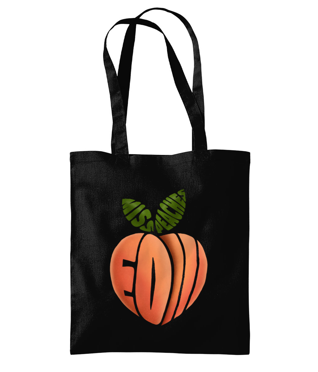 Miss Peaches - EOI Tote Bag - SNATCHED