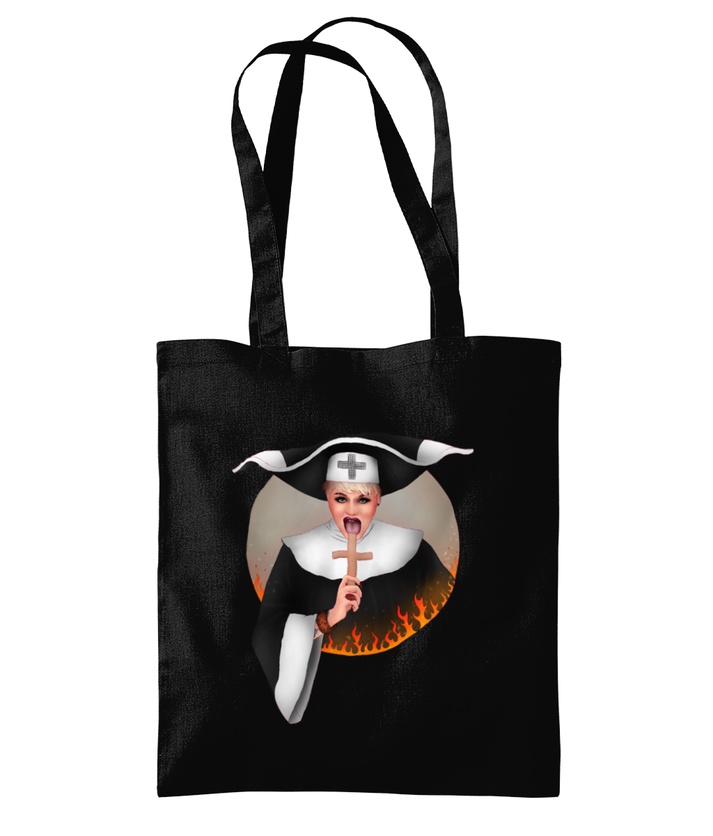 Megan Schoonbrood - Entrance Look Tote Bag
