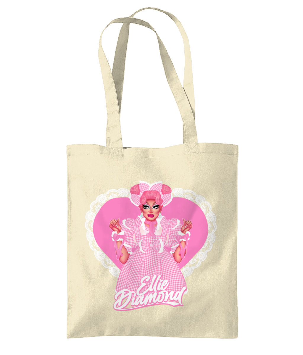 Ellie Diamond - The Dundee Dorothy Tote Bag