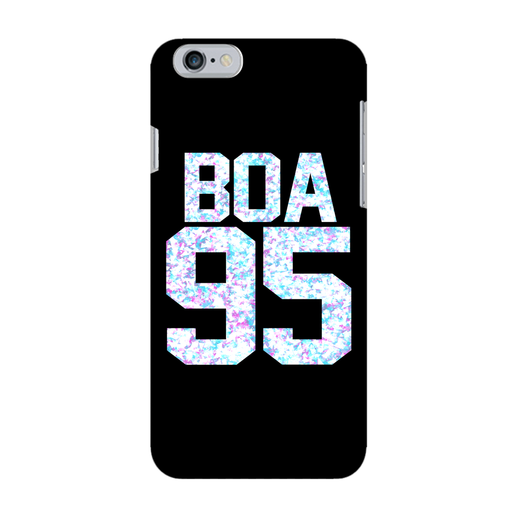 BOA - 95 Black Phone Case - SNATCHED MERCH