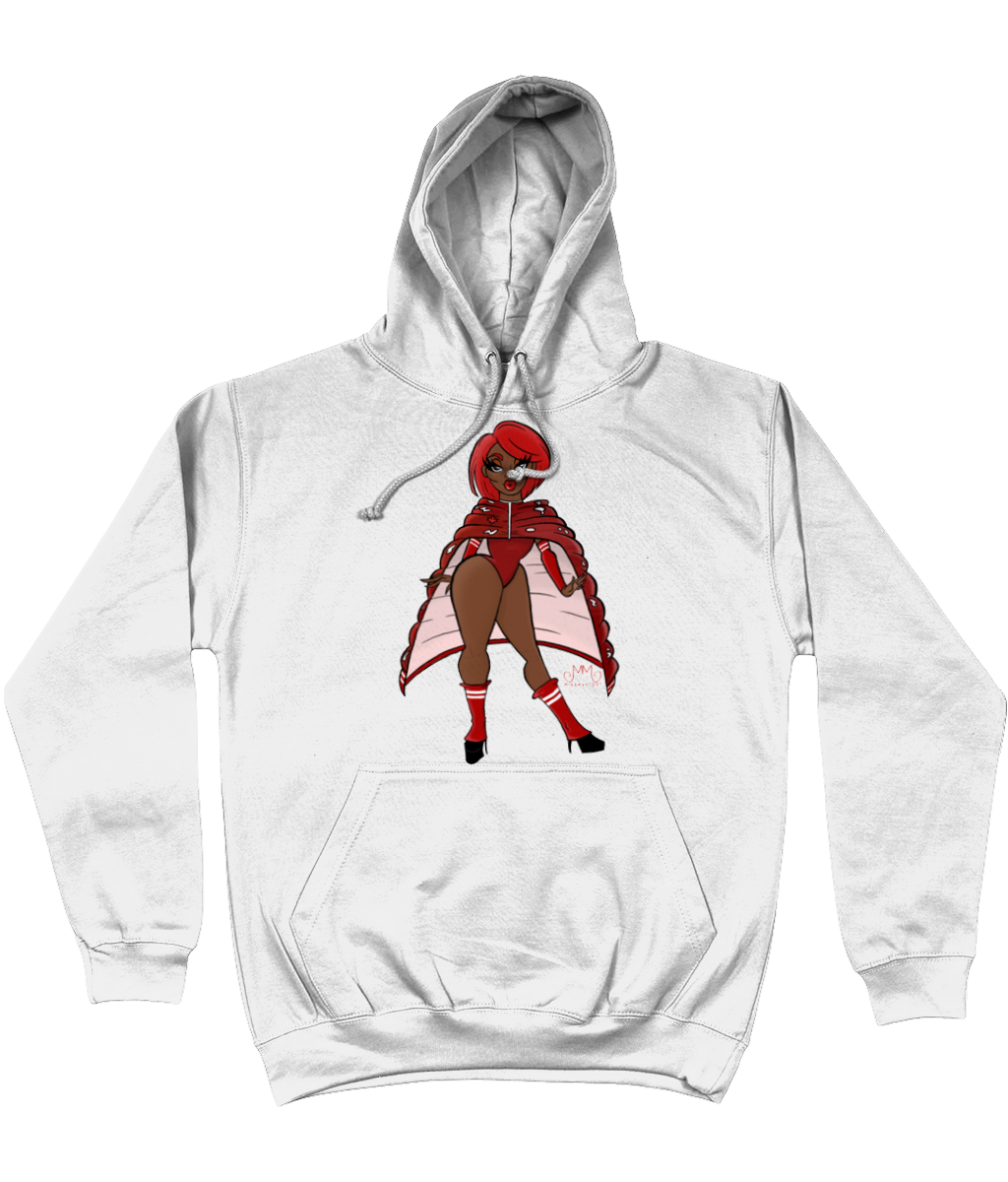 Anastarzia Anaquway - Starzy x Moncler - Canuck Couture Hoodie