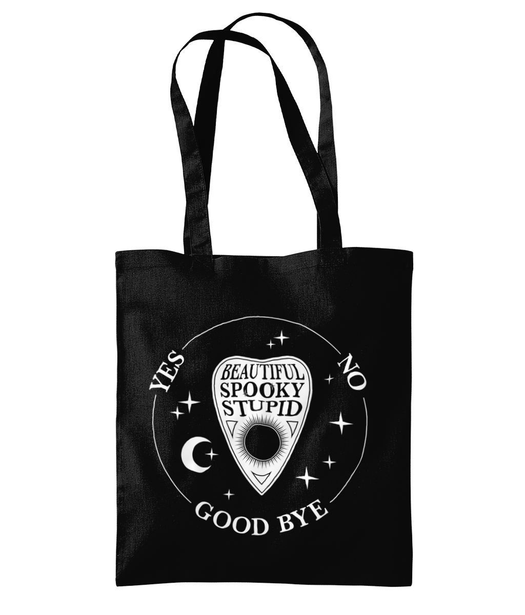 Ouija Tote Bag - SNATCHED