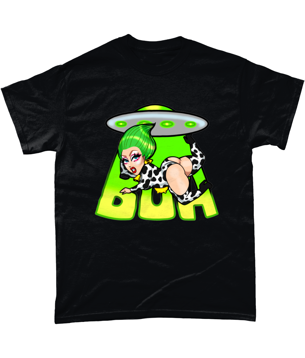 BOA - Beam Me Up T-shirt - SNATCHED MERCH