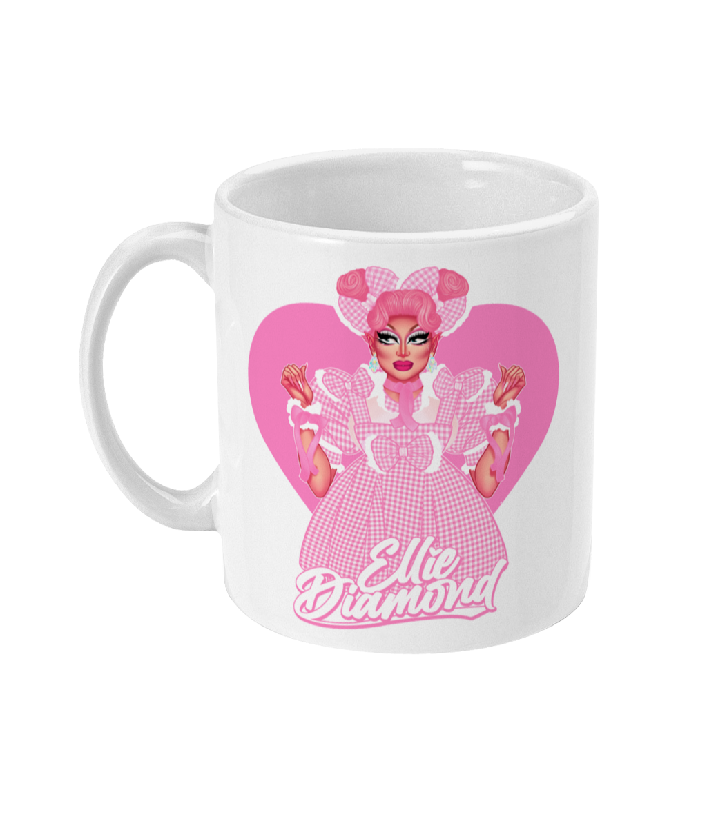 Ellie Diamond - The Dundee Dorothy Mug