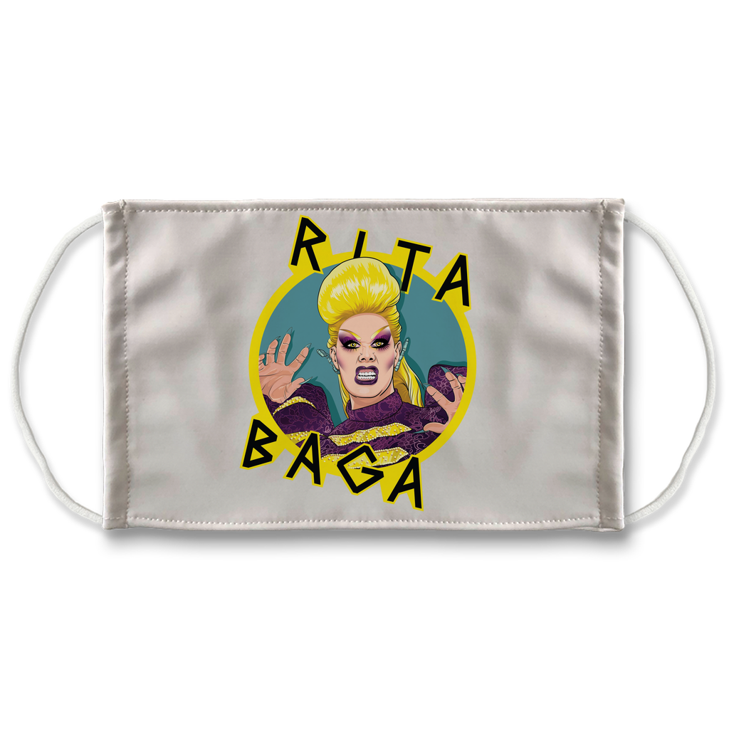 Rita Baga - Face Mask - SNATCHED MERCH