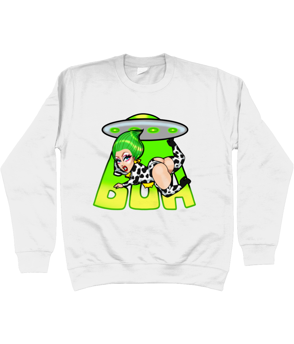 BOA - Beam Me Up Sweatshirt - SNATCHED MERCH
