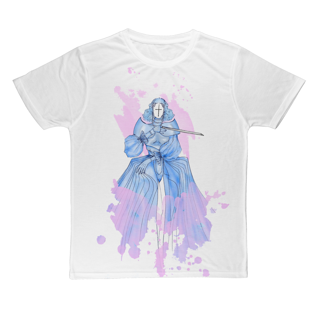 Ilona Verley - Ilona x Evan Clayton Sublimation T-Shirt - SNATCHED
