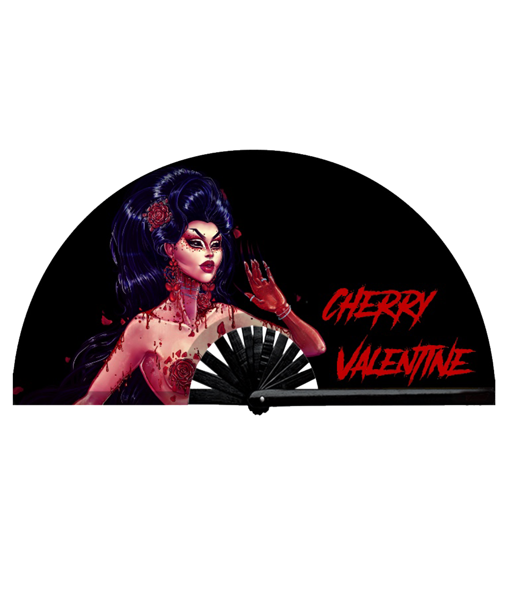 Cherry Valentine - Bloody Valentine Fan