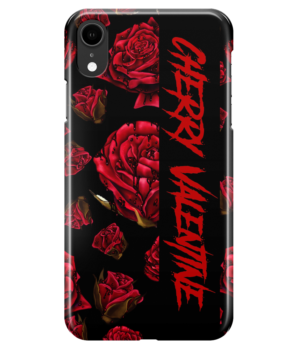 Cherry Valentine - Rose Blood Phone Case
