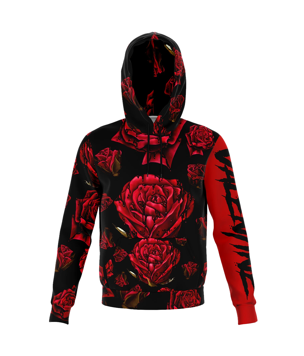 Cherry Valentine - Rose Blood Hoodie