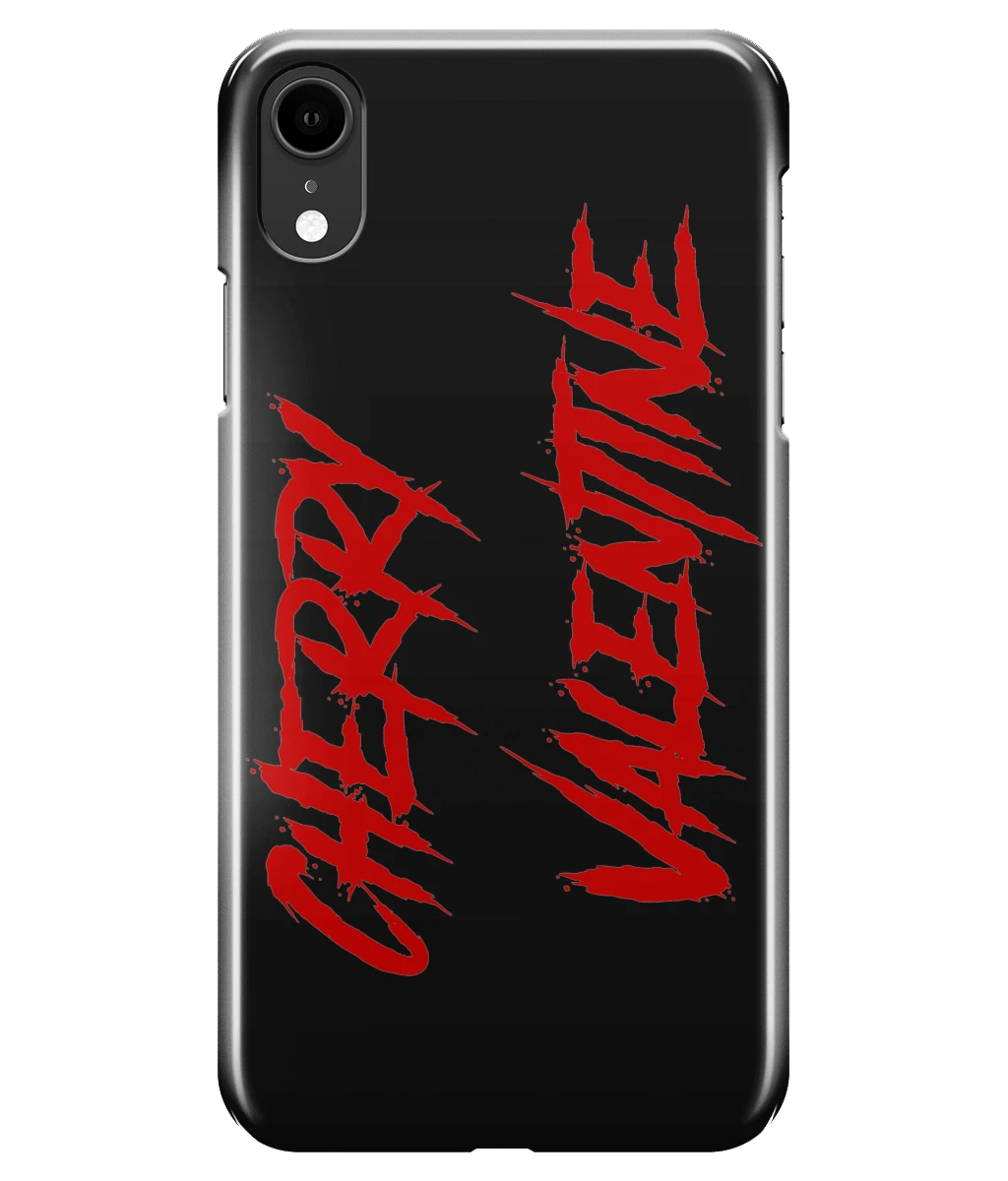 Cherry Valentine - Logo Phone Case