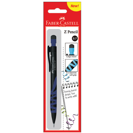 Mechanical pencil Z-Pencil, 0.7mm, blistercard of 1