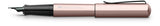 Fountain pen Hexo rose fine