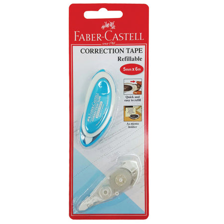 Corrector Tape with 1 refill