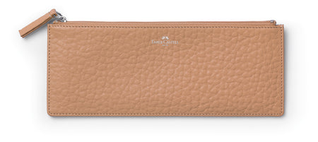 Pouch medium beige