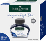 Ink bottle, 62.5 ml, ink?ÿblue erasable