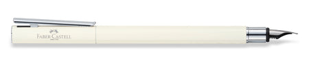 Fountain Pen Neo Slim Ivory, Shiny Chromed, EF