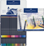Goldfaber colour pencil, tin of 48