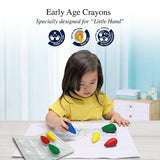 Early Age Grasp Crayon Set of 4