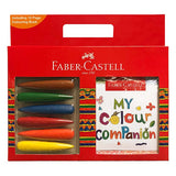 Crayons My colour companion