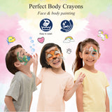 Perfect Body Crayons
