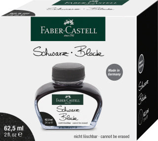 Ink bottle, 62.5 ml, ink black