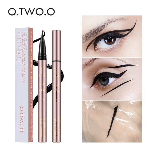 O.TWO.O Professional Waterproof Liquid Eyeliner