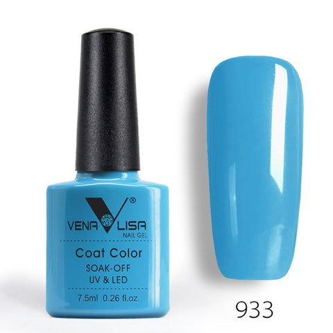 Venalisa Fashion Shiny 7.5 ML Soak Off UV Gel Nail Gel Polish