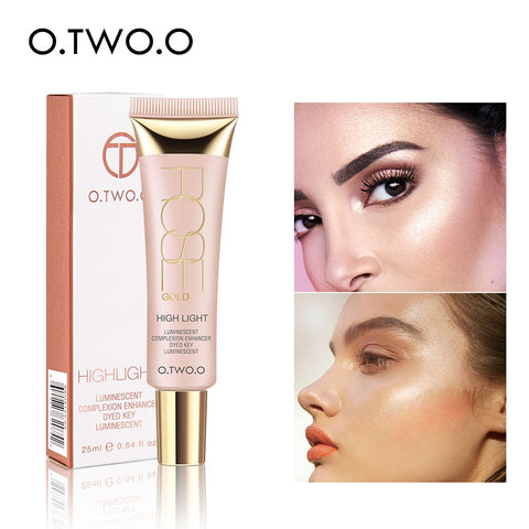 O.TWO.O Shimmer Highlighter Cream 25ml