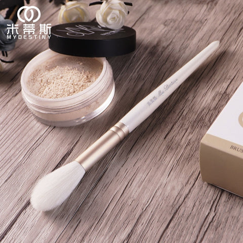 MyDestiny cosmetic brush-The Snow White