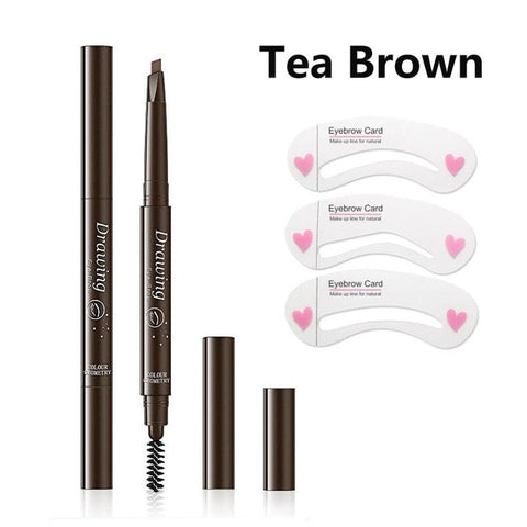 EyeBrow Pencil Cosmetics Makeup Tint Natural Long Lasting